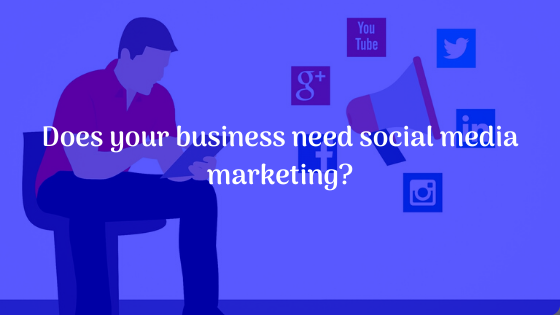 Social media marketing for indian business